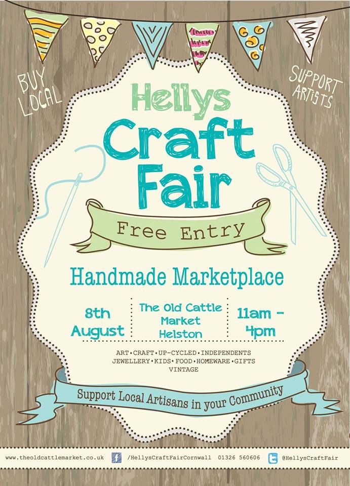 The Old Cattle Market Hellys Craft Fair